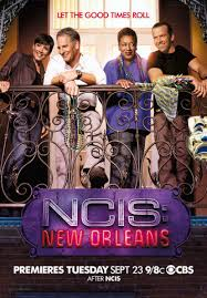 NCIS: New Orleans Temporada 2 audio español