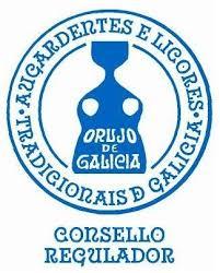 Resultado de imagen de sellos del consello regulador augardentes galicia