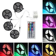 <b>Supli 20M 5050 RGB</b> 600-LED Strip Flexible Tape String Lights Not ...