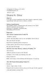shana resume