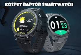 <b>Kospet Raptor</b> Smartwatch Pros and Cons + Full Details - Chinese ...