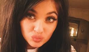 Image result for kylie jenner lip challenge gone wrong pictures