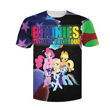 Women Men <b>Bronies</b> T Shirt the My Little Pony Cartoon Pinky Pie ...