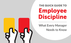 the quick guide to employee discipline what every manager needs employee discipline 2 blog