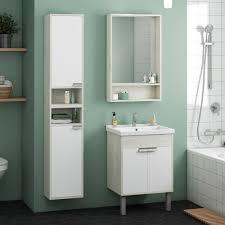 Мебель для ванной Акватон Флай 60 дуб крафт + смеситель ...