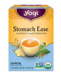 <b>Stomach</b> Ease <b>Tea</b> | Yogi <b>Tea</b>