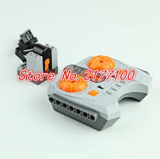 New Power Functions Series the IR Speed <b>Remote Control</b> model ...