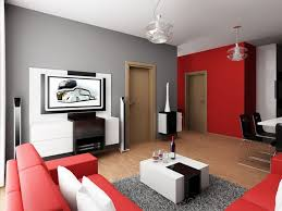 living room miraculous living room design idea with red gray wall red sofas with white cushions attractive modern living room furniture
