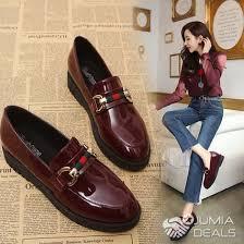 2018 <b>spring and autumn new</b> ladies shoe, British wind feet | Benin |