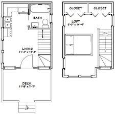 Small Picture Tiny House Blueprints Markcastroco