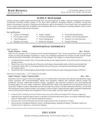 logistics manager resume samples template logistics manager resume