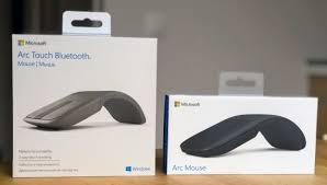 Обзор <b>мышей Microsoft Arc</b> двух поколений: что изменилось в ...