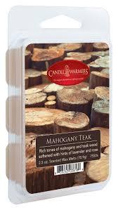 <b>Наполнитель для воскоплавов</b> Mahogany Teak Wax Melts 70,9г ...