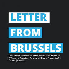 Letter from Brussels