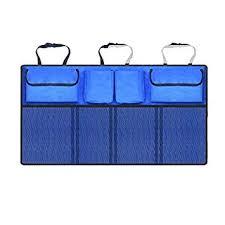 SLB Works <b>Car Trunk Organizer Adjustable</b> Backseat Storage Bag ...