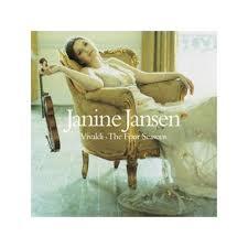 (수입) Janine Jansen 비발디: 사계 (Vivaldi: Four Seasons) - Gmarket