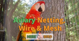 Aviary <b>Netting</b> & Aviary <b>Mesh</b> For Birds: Poultry, Parrots and Game