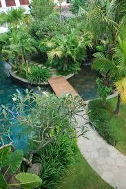 tropical landscape design at villa batavia bali by bali landscape company bedroommagnificent lush landscaping ideas