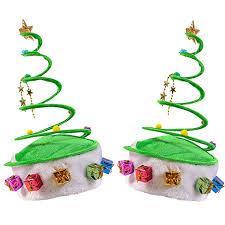 Funny Party Hats Christmas Hat - Santa Hat- Elf Hat ... - Amazon.com