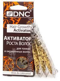 DNC <b>Активатор</b> роста волос – для тонких и <b>окрашенных волос</b> ...
