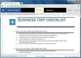 Download free full-featured MS office word templates from ... Business-trip-checklist-template-for-Word