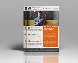 bies professional corporate flyer psd template on behance professional corporate flyer is a print ready photoshop template a professional clean structure that you can use ly use it for your business and