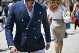 Когда и с чем носить темно-<b>синий пиджак</b> блейзерБлог Bond ...