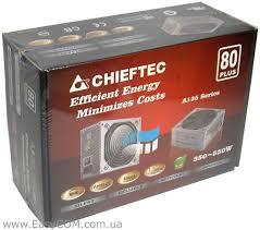 Обзор <b>блока питания CHIEFTEC</b> APS-500S. GECID.com