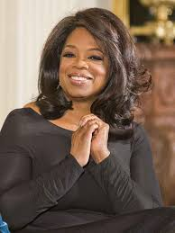 short essay on oprah winfrey