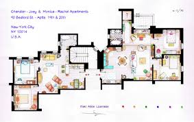 House of Simpson family   Both floorplans by nikneuk on DeviantArtFRIENDS Apartments Floorplan  Old version  by nikneuk
