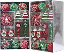 Retro Christmas Ornaments - Amazon.com
