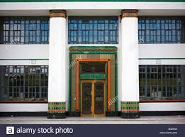 india of inchinnan office building art deco style near glasgow scotland art deco office building