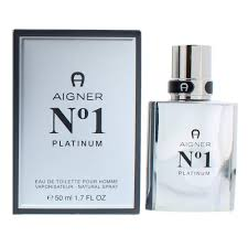 <b>Aigner Aigner No1 Platinum</b> Eau de Toilet- Buy Online in Honduras ...