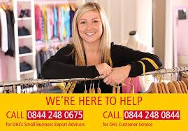 Contact DHL Service Centre