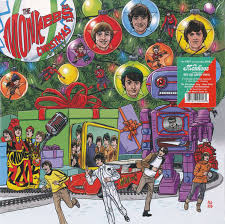 The <b>Monkees</b> - <b>Christmas</b> Party (2019, Red, Vinyl) | Discogs