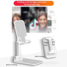 Tongdaytech <b>Universal Foldable Metal</b> Desk Moblie <b>Phone</b> Holder ...