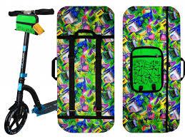Чехол-<b>рюкзак</b> для самоката с карманом (St15)   <b>Skatebox</b> - чехлы ...