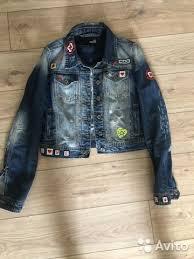<b>Джинсовая</b> куртка Love <b>Moschino</b> - Личные вещи, <b>Одежда</b>, <b>обувь</b> ...