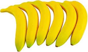 SAMYO Artificial Yellow Bananas Lifelike Simulation ... - Amazon.com