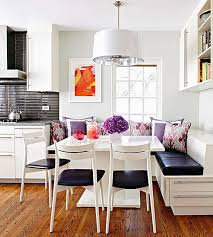 glass corner kitchen nook create a similar look with these pieces breakfast nook lighting ideas