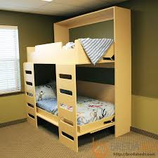 urban stack bunk murphy bed closed bunk bed deluxe 10th