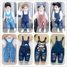 <b>Дети мальчики девочки моды</b> Baby Одежда джинсовая хлопок ...