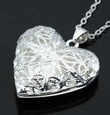"""<b>Подвеска</b> """"Сердечко"""" Ажурное, под <b>серебро</b>. Love. <b>Кулон</b> ..."""