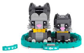 Shorthair <b>Cats</b> 40441 | Buy online at the Official LEGO® Shop <b>HU</b>