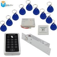 <b>DIYSECUR</b> Full Complete 125KHz <b>Rfid</b> Reader Keypad <b>Card Door</b> ...