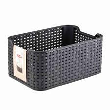 <b>Корзина Curver</b> Rattan <b>Style</b> Box <b>S</b> - купить с доставкой в ...