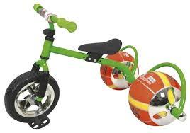 <b>Трехколесный велосипед BRADEX</b> Баскетбайк De 0051 Green ...