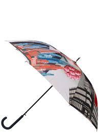 <b>Зонт</b>-трость <b>ELEGANZZA</b> (Элеганза) T-05-0496D красный купить ...