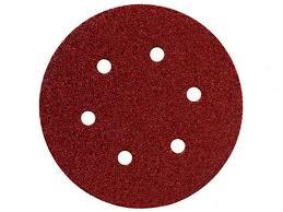 <b>Шлифовальный круг Metabo 150mm</b> P320 5шт в Спасске Дальнем
