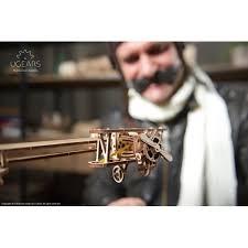 <b>Конструктор</b> 3D-пазл <b>UGears Авиатор</b> купить в Москве, цены в ...
